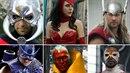 Avengers jsou ve filmu tak trochu vylepšení a poplatní dnešní módě.