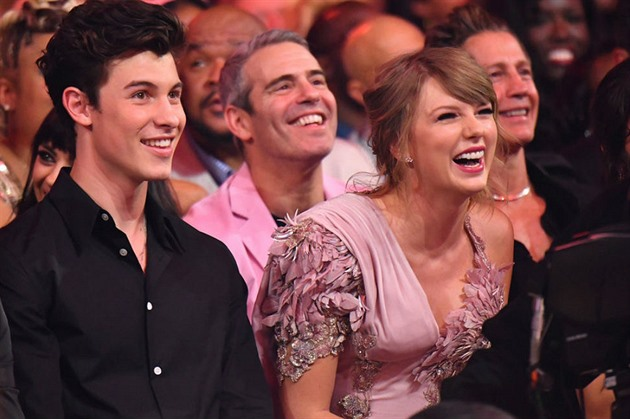 Taylor Swift a Shawn Mendes