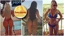 Sexy krásky si oblíbili nový hit Instagramu.