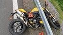 O víkendu na Červenohorském sedle na Šumpersku havarovali dva motorkáři.