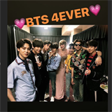 BTS a Taylor Swift