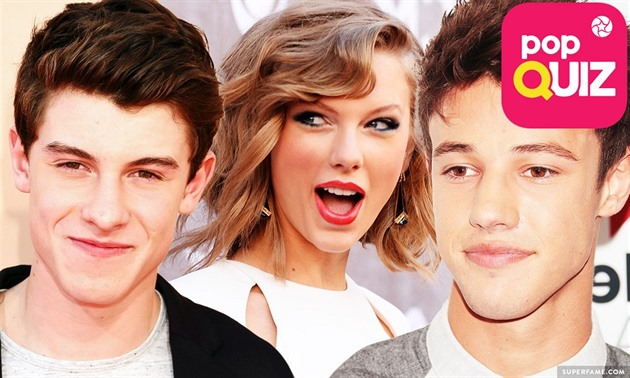 Shawn Mendes / Taylor Swift / Cameron Dallas