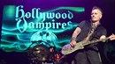 Johnny Depp míří do Prahy se svou kapelou Hollywood Vampires!
