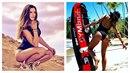 Seznamte se s Martinou Bravencovou, královnou jetsurfingu.