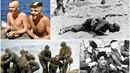 Klíčová operace Druhé světové války, vylodění v Normandii, v unikátních...