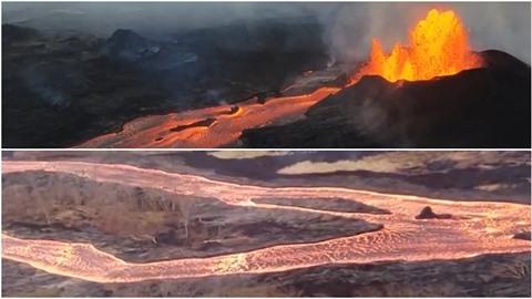 Lávové řeky na Havaji zničili už více než 500 domovů.