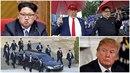 Donald Trump se v Singapuru bude jednat se severokorejským vůdcem Kim...