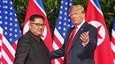 Mnozí lidé Donalda Trumpa za summit s Kimem kritizují. Přitom by za ně...