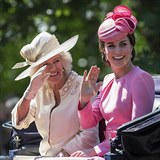 Kate Middleton, Camilla Parker Bowles