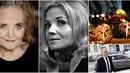 Poslední rozloučení s herečkou Gabrielou Vránovou