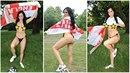 Seznamte se se sexy Playboy modelkou, která se hrdě hlásí k anglickému...