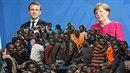 Zatvrzelost Merkelové ohrožuje tradiční koalici CDU s CSU. S MAcronem se opět...