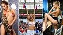 Natalia Nemčinova není jen krásná fotbalová fanynka, ale také odvážná...