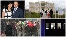 První lednový den roku 2014 otřásl palestinskou ambasádou v pražském Suchdole...