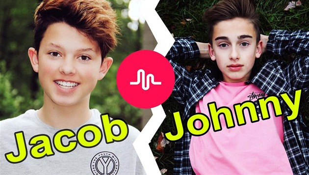 Jacob Sartorius versus Johnny Orlando