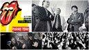 """V roce 1990 tu byli členové legendárních """"Stonů"""" poprvé a jejich vpád byl pro..."""