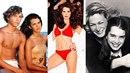 Brooke Shields se až ve svých 53 letech cítí dobře ve dvoudílných plavkách....