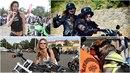 Sraz fanoušků značky Harley-Davidson nabídl přehlídku sexy motorkářek,...