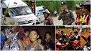V Thajsku druhým dnem pokračuje záchrana mladých fotbalistů z jeskyně.