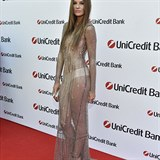 Lea Šteflíčková na Unicredit party
