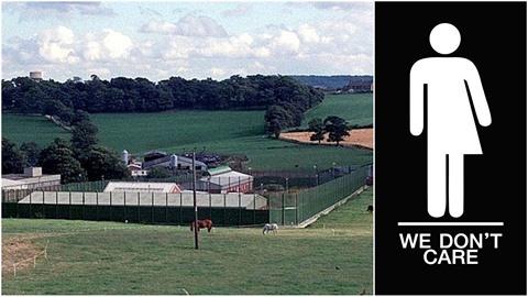 Do ženského vězení v Británii byl poslán transgender muž. Sexuálně útočil na...