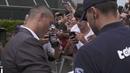 Ronaldo si potkal s fanoušky Juventusu.