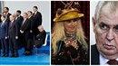 Zpěvačka Uriel se zastává prezidenta Miloše Zermana. Tedy, jestli ji dobře...