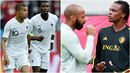 V semifinále mistrovství světa se dnes utká Francie s Belgií.