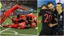 Semifinále mezi Anglií a Chorvatskem je soubojem týmů, kterým se na mistrovství...