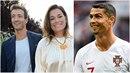 Příchod Cristiana Ronalda do Juventusu dělá vrásky i české modelce Aleně...