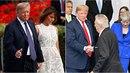 Donald Trump na summitu NATO opět řádil.