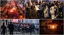 Francii při oslavách triumfu zachvátily nepokoje. Gangy dokonce rabovaly...