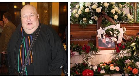 Pohřeb Václava Glazara proběhl ve Dvoře Králové.