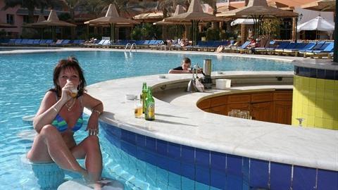 Pozitivní je, že v Hurghadě se v hotelech nebudete mačkat. Turistů je méně než...