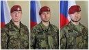 Následkem výbuchu utrpěli tři čeští vojáci, rotný Martin Marcin (1982),...