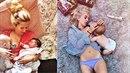 Tamara Klusová kojení ráda fotí a chce ženám ukazovat,  že se toho nemají bát. ...