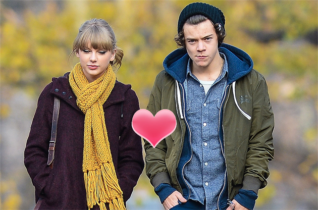 Harry Styles a Taylor Swift