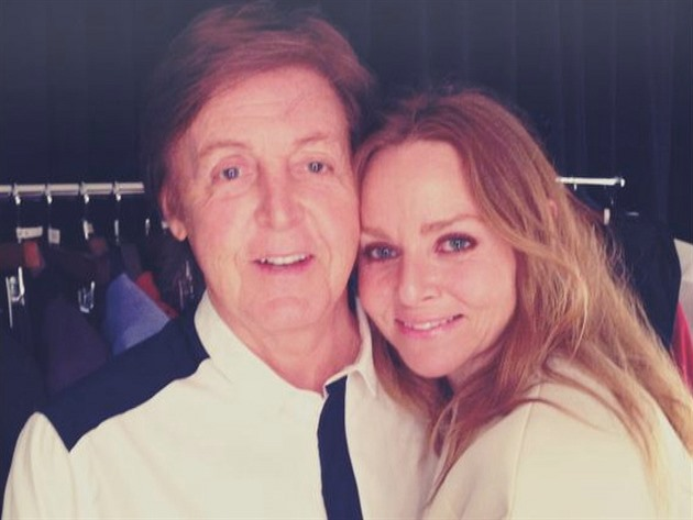 Stella McCartney a Paul McCartney