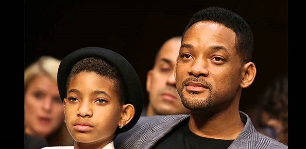 Willow Smith a Will Smith