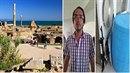 Pan Jiří byl v tuniském hotelu napaden personálem.