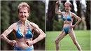 Janice Lorraine na sobě maká den co den, i když už jí je pětasedmdesát let!