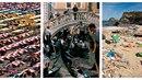 Itálie je zemí mnoha tváří, z nichž některé vůbec nechcete vidět a potkat.