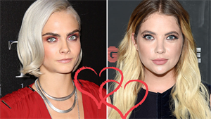 Cara Delevigne a Ashley Benson