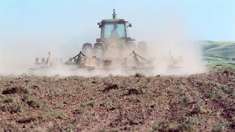 Sucho postihuje stále více míst na zemi.