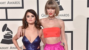 Taylor Swift a Selena Gomez