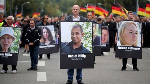 Migranti v Německu v poslední době zavraždili hodně lidí.