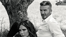 David Beckham s Victorií pro Vogue.