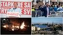O víkendu se rozhodne o vítězi švédských parlamentních voleb.
