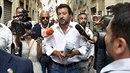 Matteo Salvini je stíhán kvůli tomu, že nechtěl pustit lmigranty do Itálie.