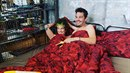 Tato postelová fotografie rozjela diskuzi, ze které nebude mít Báry Strýcová...